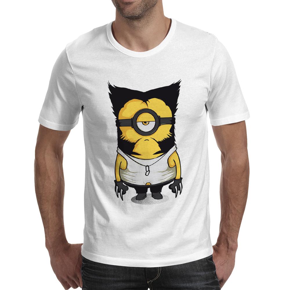 Camiseta Hombre Logan