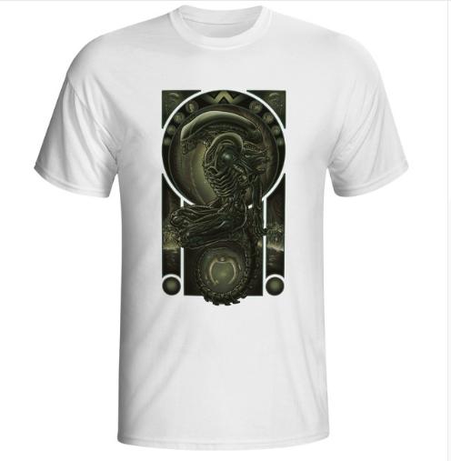 Camiseta Alien hombre