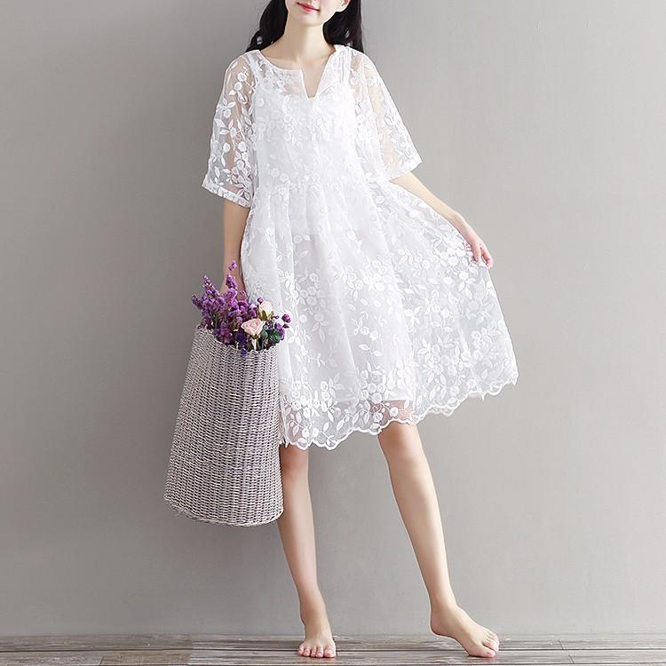 vestido fiesta romántico femenino
