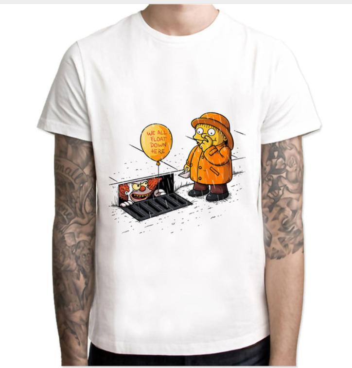 camiseta para hombre stefen king