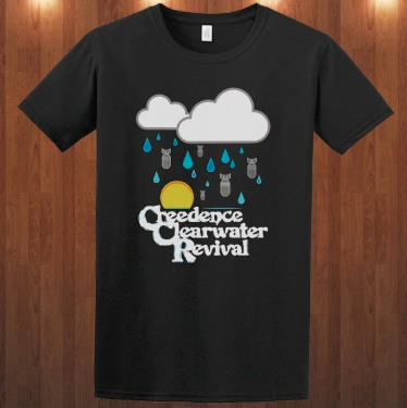 camiseta creedence