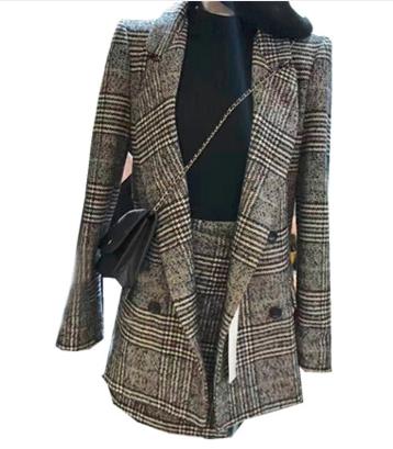 chaqueta tipo caballero