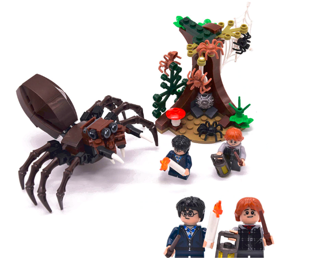 lego aragog harry potter