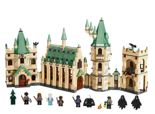 lego pelicula harry potter