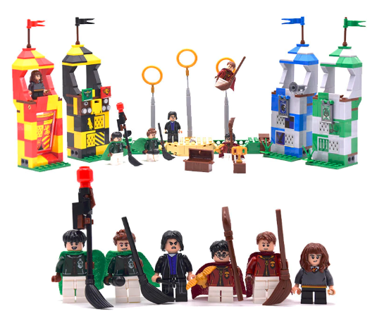 lego quidditch harry potter