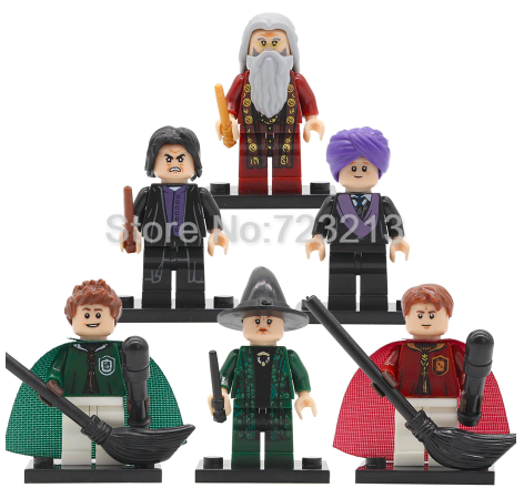 muñecos harry potter lego