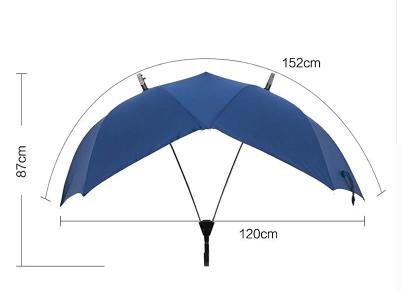 paraguas para dos personas