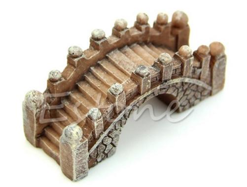 puente en miniatura