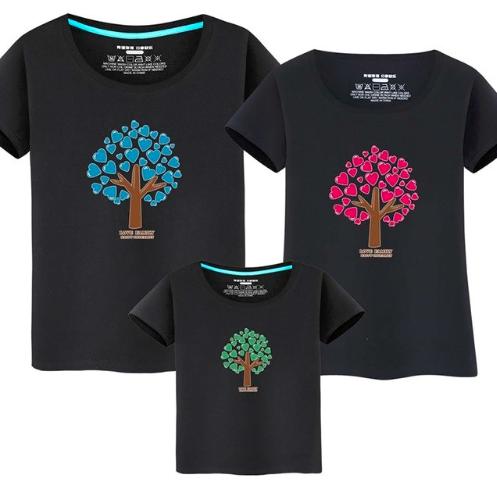 camiseta arbol de la vida familia