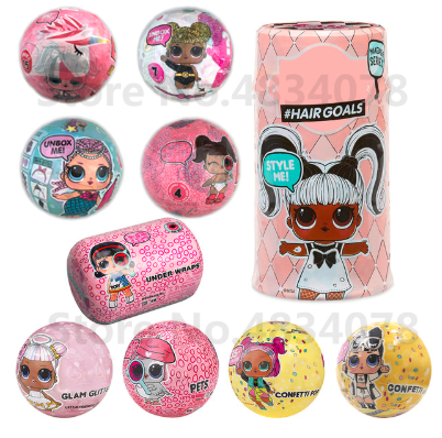 muñecas lol aliexpress